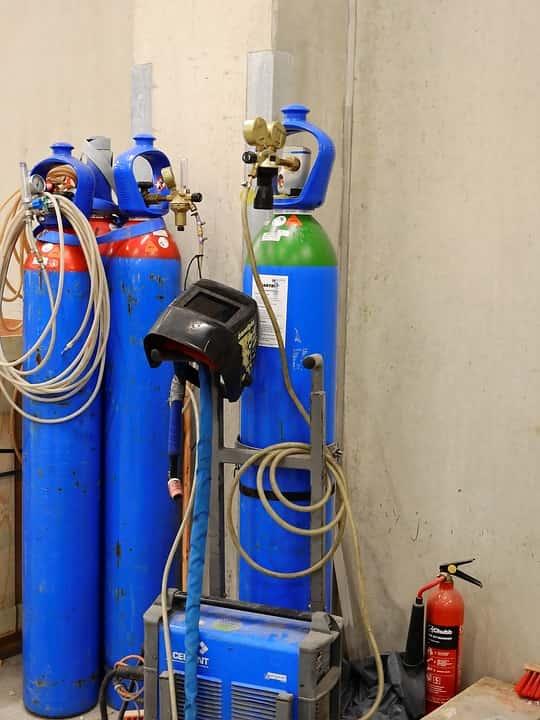 gáz szerelő